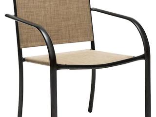 Garden Treasures Stack Sling Chair