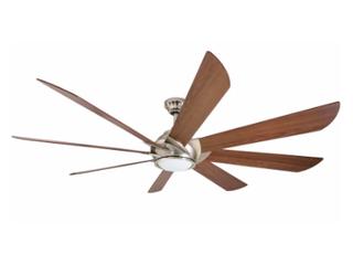 Hydra 70in Downrod Ceiling Fan
