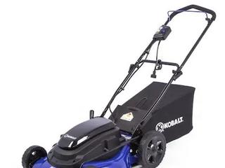 Kobalt Corded Electric Push lawn Mower