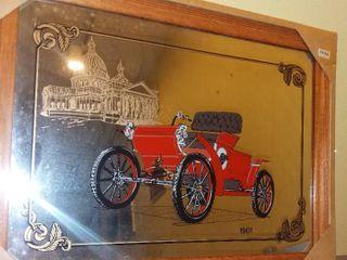 1901 Motor Buggy Mirror