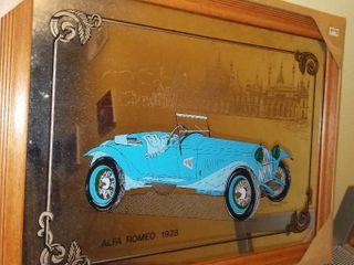 1928 Alfa Romeo Mirror