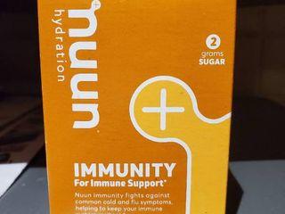 Nuun Immunity  Immune Support Hydration Supplement  Electrolytes  Antioxidant