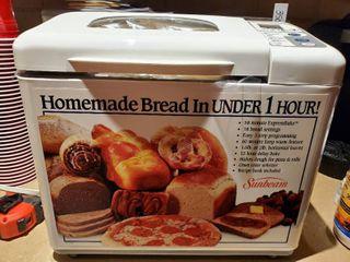 Sunbeam Homemade Bread In Under 1 Hour