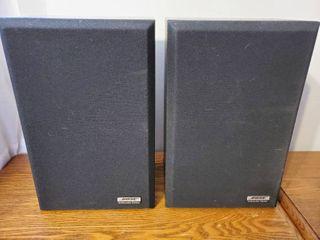 lot of 2 BOSE Interaudio Series Speakers