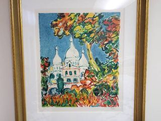 Signed 105 200 Amaud Abouuipp Painting