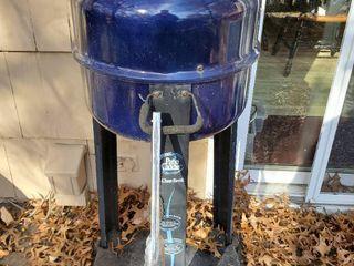 Patio Caddie Char Broil Blue Grill