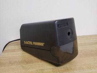 Xacto Electric Pencil Sharpener