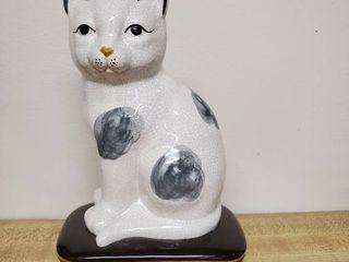 1991 CBK lTD Feline Figurine