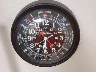 Seth Thomas High Tide   low Tide Wall Clock