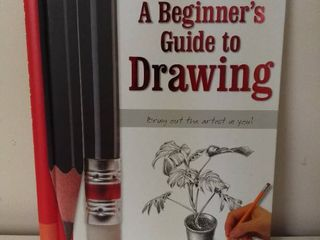Beginners Guide to Drawing  Improve your Skills and Get Sketching  lifestyle Gift