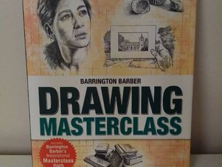Drawing Masterclass by Barrington Barber