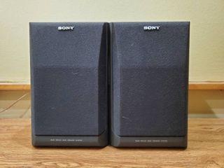 Pair of Sony Base Reflex 2Way Speakers