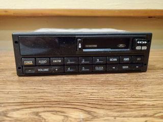 Cassette Ford Car Radio