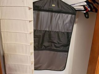 lot of 2 Closet Organizers and Hangers