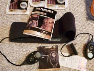 Flex Belt Abdominal Muscle Toner