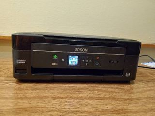 Epson Black XP 320 Printer   No Software   Printer Only