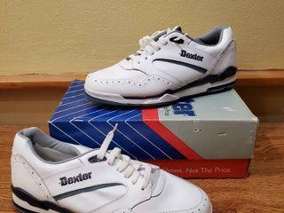 Dexter White Mens Golfing Shoes Size 9 5 M