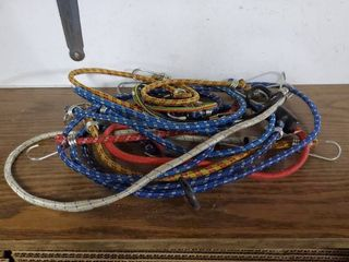 lot of Bungee Chords