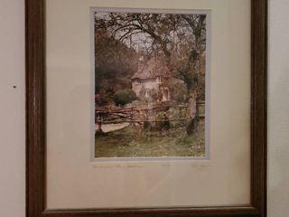 Thomas Handys Cottage  Dorset 219 300 Signed
