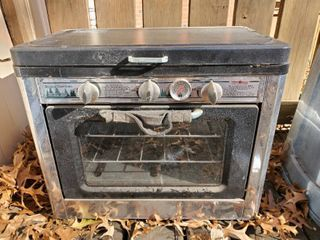 Camp Fire Oven