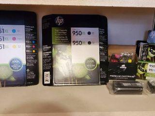 lot of Ink Cartridges