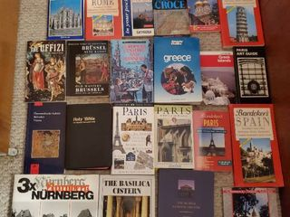 lot of Books  Foreign Collection  Maps and More
