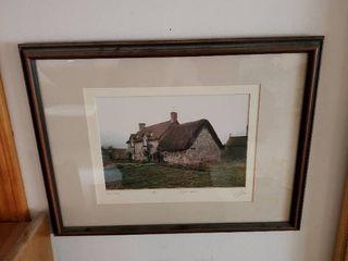 Print of Kukenny  Ireland 273 350  Road House