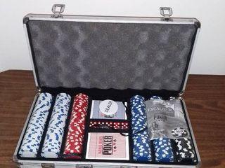 World Series Poker Full Poker Set