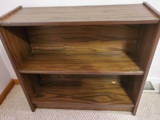 laminate Bookshelf  2 Shelves