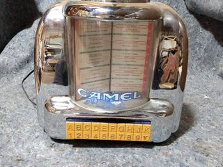 small jukebox with tape deck