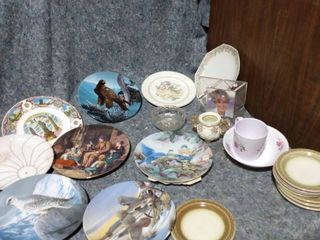 lot of Decorative Plates and more