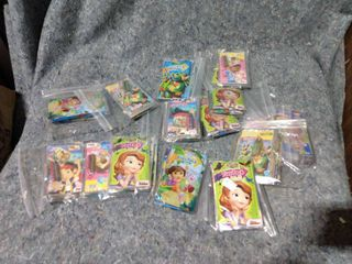 lot of Cartoon Party Packs