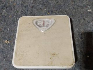 Vintage Weigh Scale