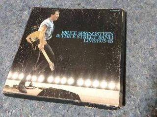 Bruce Springsteen and The E Street Band live Recorded Cassette Tapes