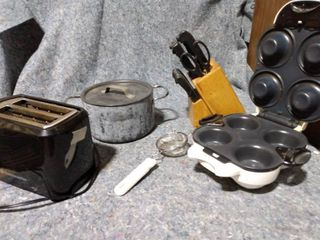 lot of Various Kitchen Items