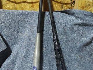 2 Metal Bats