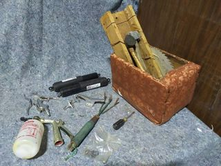 lot of Assorted Tool Parts