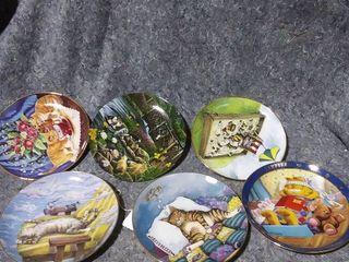 lot of Decorative Plates