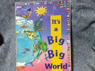 It s a Big Big World Kid s Atlas