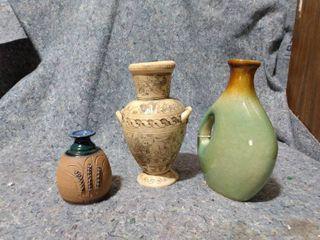 lot of Vases