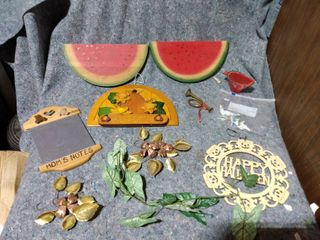 lot of Decorating Items