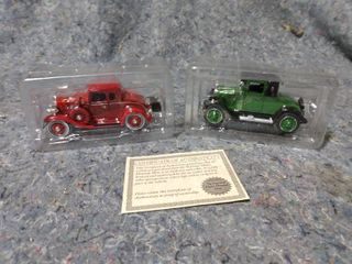 Collectible Scale Cars