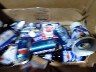 lot Pepsi Cola Items