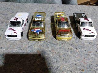 diecast racing trucks