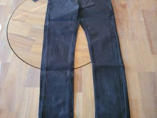KAAlU STRETCH BlACK JEANS SIZE 8