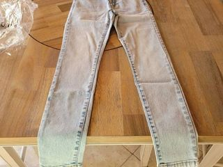 COTTON ON HIGH RISE GRAZER SKINNY JEANS SIZE 2