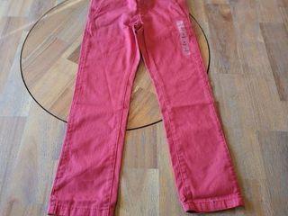 CHIlDREN PlACE SKINNY JEANS COlOR HAMPTON RED SIZE 7