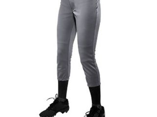 Champro Tournament Womens Pant Grey Small
