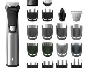 Philips Norelco MG7750 49 Multigroom Series 7000  Men s Grooming Kit with Trimmer for Beard  Head  Body  and Face   No Blade Oil Needed