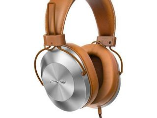 Pioneer Hi Res Over Ear Headphones  Brown SE MS5T T